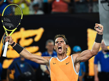 Australian Open 2019 Ruthless Rafael Nadal raises the bar with thumping victory over Stefanos Tsitsipas