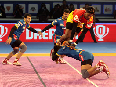 Pro Kabaddi League 2019 After falling short in previous edition Gujarat Fortunegiants earn shot at title this season