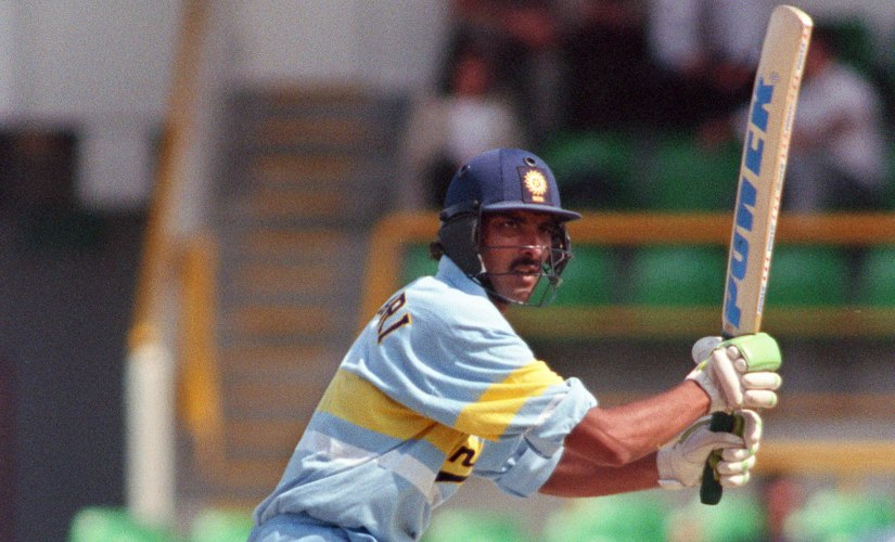 File image of Ravi Shastri from his playing days. AFP