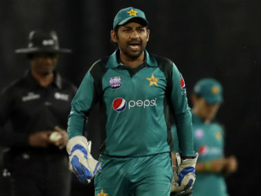 File image of Sarfaraz Ahmed. AP