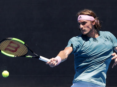 Australian Open 2019 Stefanos Tsitsipas becomes first Greek male player to win match at Melbourne Park