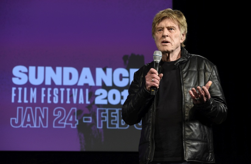 Firstpost at Sundance  Day 1 Festival founder Robert Redford takes a step back After the Wedding premieres