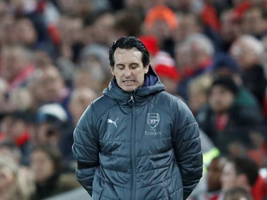 Premier League Arsenal must overcome away games challenge says coach Unai Emery ahead of Huddersfield clash