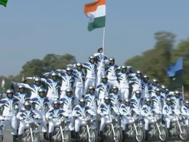 Republic Day 2019 highlights 58 tribal guests 22 tableaux mark 90minute iconic parade at Rajpath