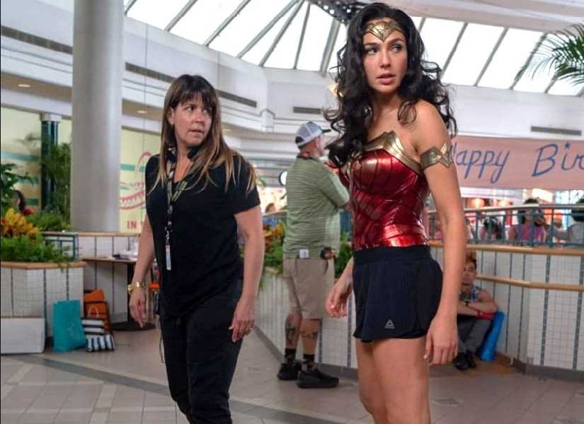 Wonder Woman 1984 director Patty Jenkins says there should not be a new Justice League film for a while