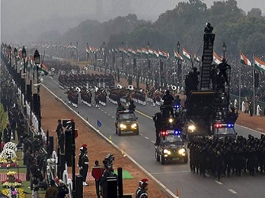 Parades events mark Republic Day across India but boycott call over citizenship bill mars celebrations in North East