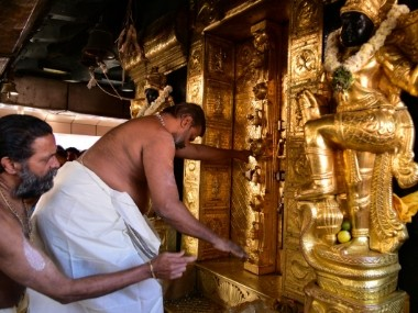 Profaith judgment Religious leaders Opposition politicians in Kerala welcome SC decision to refer Sabarimala case to larger bench