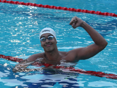 Tokyo Olympics 2020 National record holding swimmer Srihari Nataraj looking to book berth for Summer Games