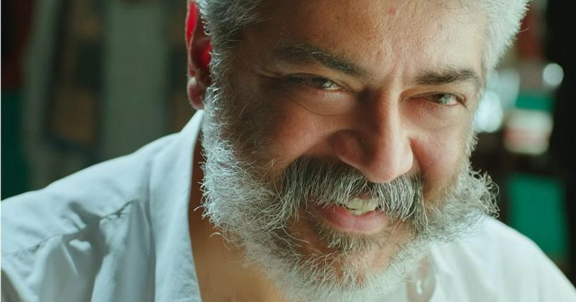 Viswasam movie review Ajith holds together Sivas nobrainer that never stops playing to the gallery