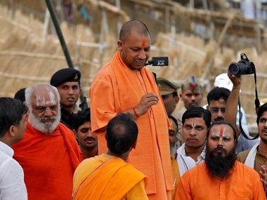 Lok Sabha polls In Gorakhpur caste equations set to complicate matters for BJP challenge to Yogi Adityanaths dominance say experts