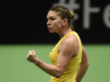 Fed Cup Former number ones Karolina Pliskova and Simona Halep off to winning starts on opening day