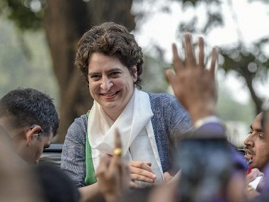 In open letter Priyanka Gandhi promises to transform Uttar Pradesh politics listen to voice of the people