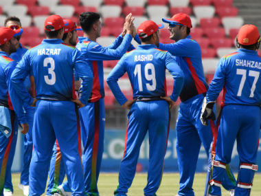 File image of Afghanistan cricket team. Image courtesy: Twitter @ACBofficials