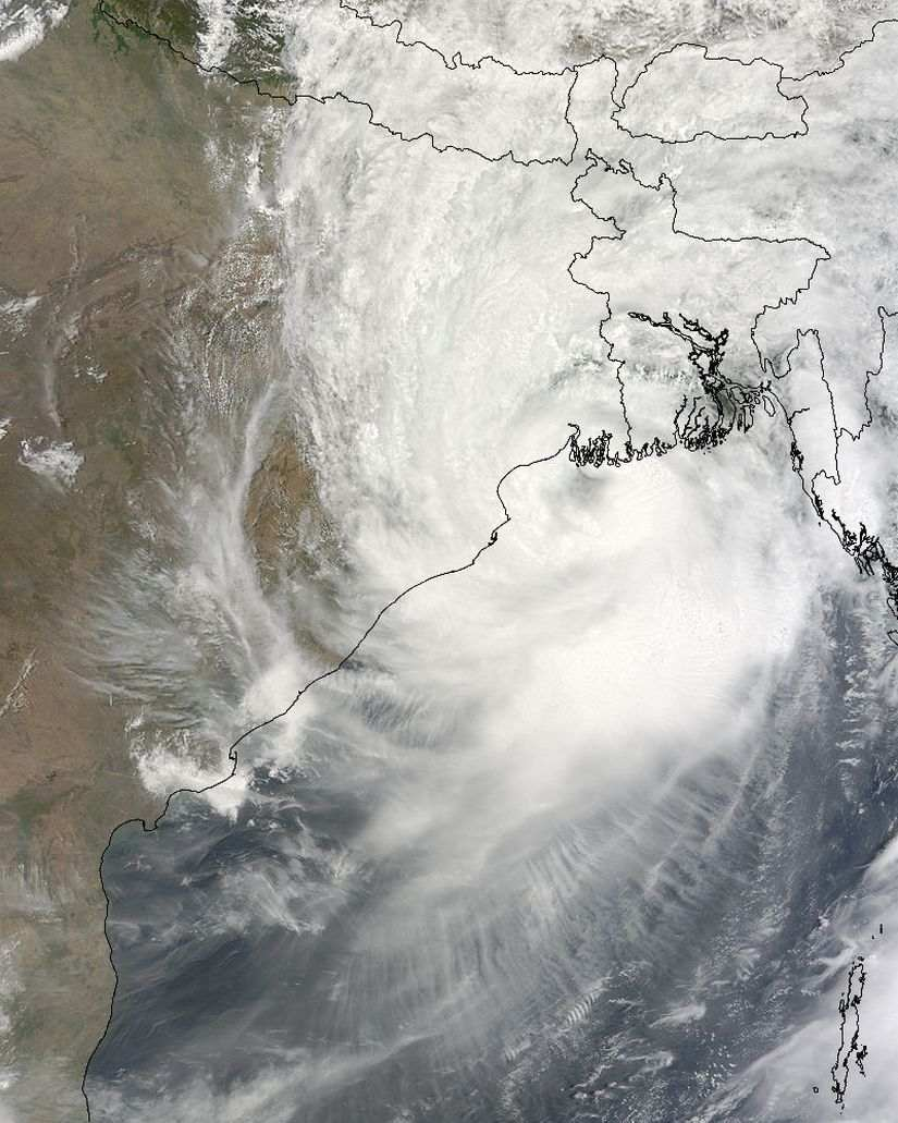 West Bengals climate change conundrum Part IV How intensifying cyclones threaten Sundarbans way of life