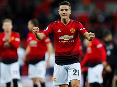 Premier League Spanish midfielder Ander Herrera confirms Manchester United exit in emotional farewell video