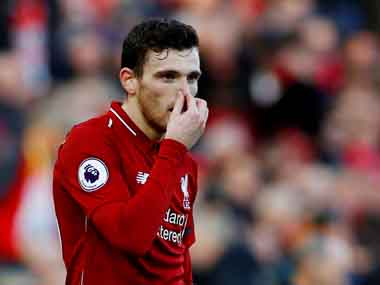 Champions League Liverpool can get past Bayern Munich despite being held to goalless draw at Anfield says Andrew Robertson
