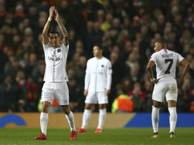 Champions League Manchester United PSG face UEFA investigation after fan incidents mar last16 tie