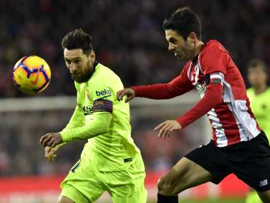 LaLiga Athletic Bilbao hold lackluster Barcelona to a goalless draw to offer rivals fresh hope in title race