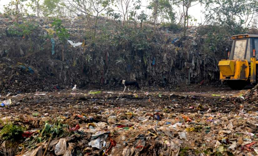 The muck stops here Bhadreswar a small town in West Bengal is remarkable for nothing except its filth