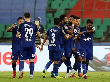 ISL 201819 Defending champs Chennaiyin FC stay rooted to bottom of standings despite beating tabletoppers Bengaluru FC