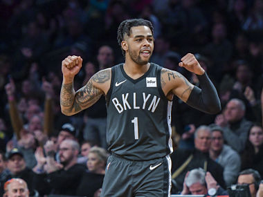 NBA Brooklyn Nets DAngelo Russell replaces injured Indiana Pacers guard Victor Oladipo in AllStar Game