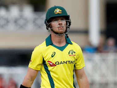 D'Arcy Short had a torrid time with the bat the last time he was in India. Reuters