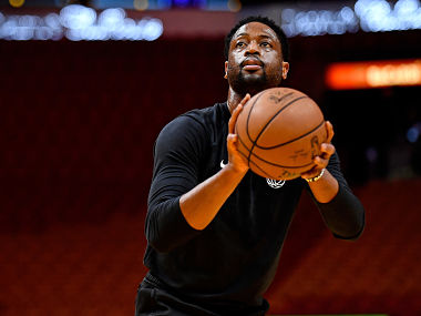 NBA Miami Heats Dwyane Wade Dallas Mavericks Dirk Nowitzki named as special roster additions for AllStar Game