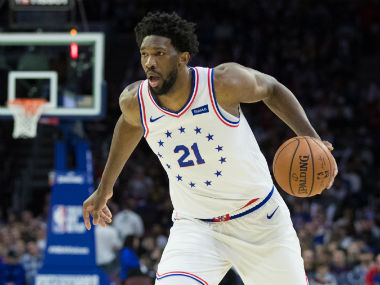 NBA Joel Embiid scores 37 and grabs 14 rebounds to power 76ers past visiting Lakers in highprofile encounter