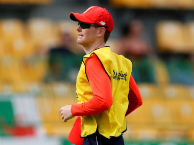File image of England limited-overs skipper Eoin Morgan. Reuters