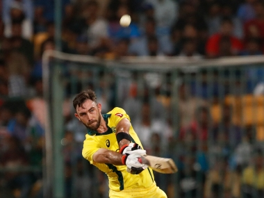 Glenn Maxwell scored 113 as Australia defeated India in 2nd T20I to complete series sweep. AP
