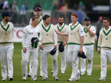 Ireland made their Test debut last year when they hosted Pakistan at Dublin. Reuters