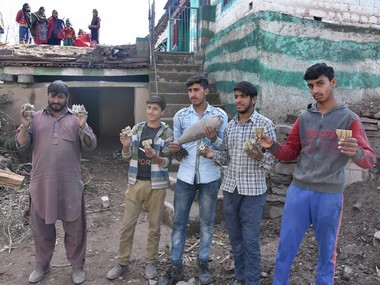 IAF strikes JeM camp Jammu and Kashmir border residents appeal for peace say war no solution to IndiaPakistan conflict