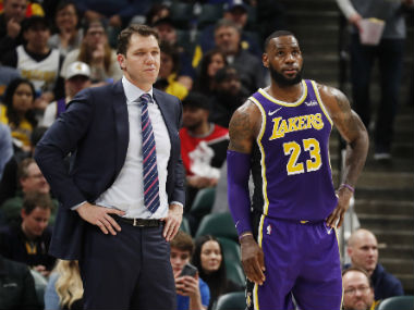 NBA Lakers LeBron James passes 32000 career points but suffers worst career loss Clippers Raptors register wins