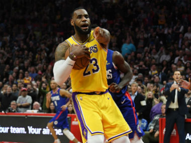 NBA Legendary LeBron James to miss playoffs for first time in 14 years as LA Lakers bow out of contention