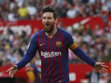 Lionel Messi Cristiano Ronaldo nominated for UEFA Player of the Year award along with Liverpools Champions League winner Virgil van Dijk