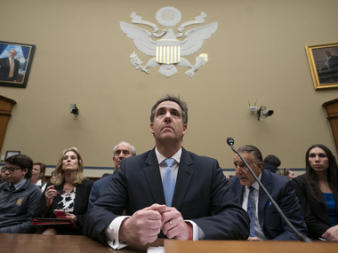 Michael Cohen twists knife deeper into Donald Trump White House turns over Moscow project documents to House panel
