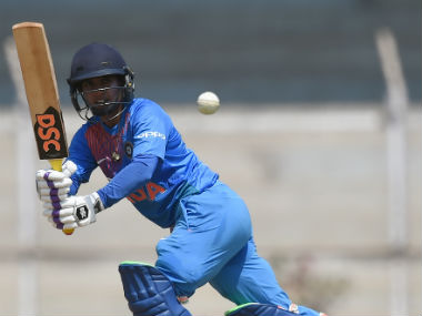 Mithali Raj remained unbeaten on 24 off 20 balls in the 3rd T20I against New Zealand at Hamilton. AFP