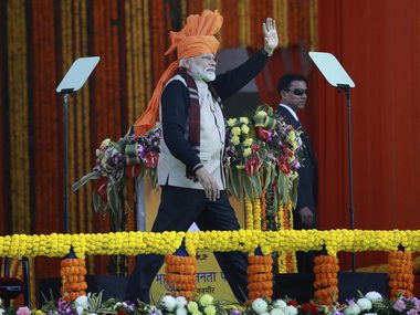 At Jammu rally Narendra Modi speaks of OROP border bunkers Citizenship Bill and Kashmiri Pandits