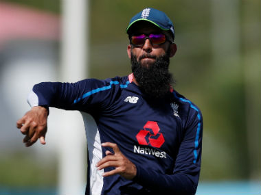 File image of Moeen Ali. Reuters