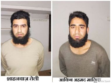 Uttar Pradesh ATS busts terror recruitment module in Deoband nabs two suspected JeM militants posing as students
