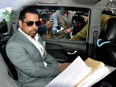 Robert Vadra appears before ED for fifth time this month in connection with money laundering case