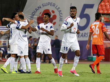 ISL 201819 FC Pune City talisman Marcelinho sent off in fiery defeat at the hands of Delhi Dynamos FC