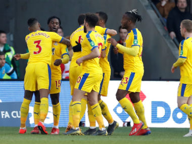 FA Cup Crystal Palace beat thirdtier Doncaster Rovers Wolves edge past Bristol City to enter quarterfinals