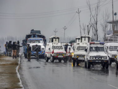 Pulwama terror attack kills around 40 CRPF personnel NSG NIA teams to join investigation