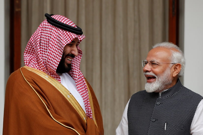 Saudi crown prince in India Neither Khashoggi murder nor tepid Pulwama reaction blunted Modis welcome