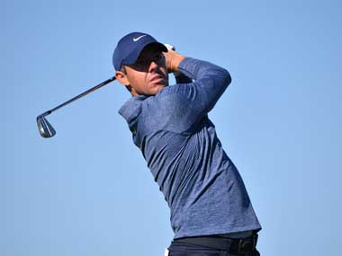 File image of Rory McIlroy. Reuters