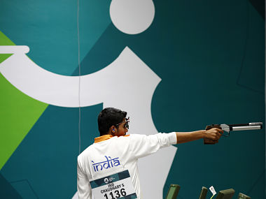 ISSF New Delhi Shooting World Cup 2019 Saurabh Chaudhary cuts out the noise to claim Tokyo Olympics 2020 quota with world record score