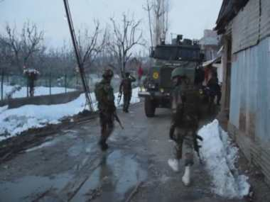 Jammu and Kashmir Two JeM terrorists killed in Shopian encounter combing operations underway