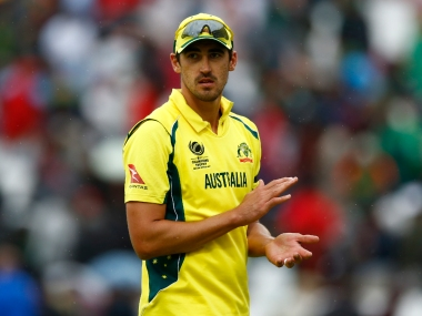 File image of Mitchell Starc. Reuters