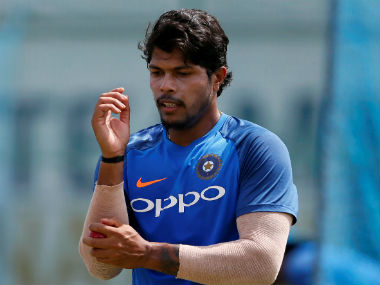 Umesh Yadav has played only seven T20Is since making his debut in 2012, and is not seen as a regular white-ball option. Reuters